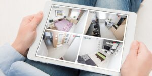 Smart CCTV protection